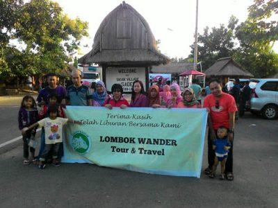 Paket Liburan ke Lombok 2 Hari 1 Malam