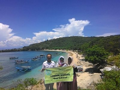 Paket Tour Pantai Pink Lombok
