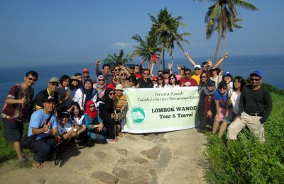 Paket Tour Wisata Group Lombok 3 Hari 2 Malam