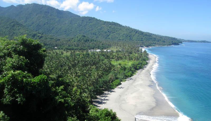Villa Hantu Wisata Kekinian di Pulau Lombok