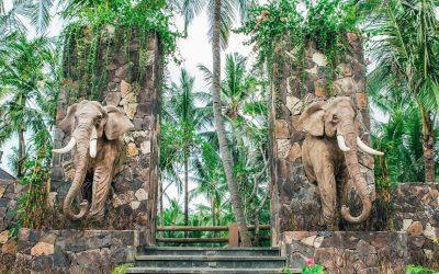 Kebun Binatang Mini Elephant Park Lombok