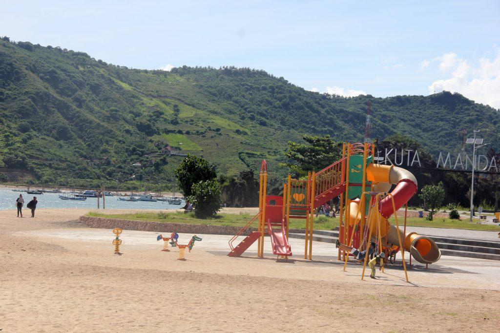 Pantai Mandalika Lombok