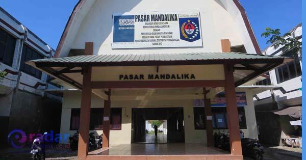 Pasar Mandalika Lombok