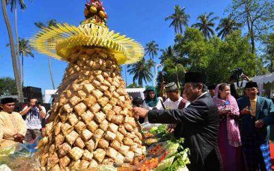 Lebaran Topat di Pulau Lombok