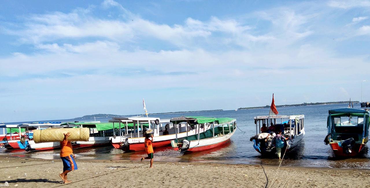 Pelabuhan Di Lombok Yang Merupakan Pintu Masuk Wisatawan