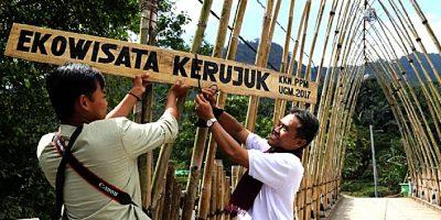 Desa Kerujuk Lombok