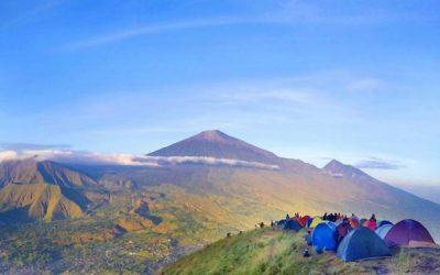 Bukit Pergasingan Surga Tersembunyi Lombok Timur