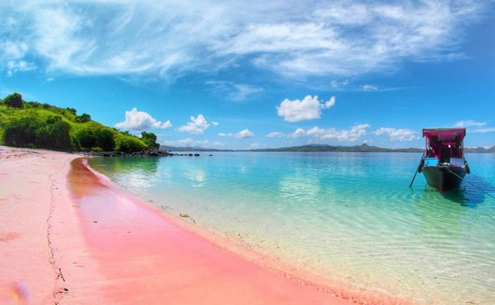 Pasir Pink Pantai Tangsi