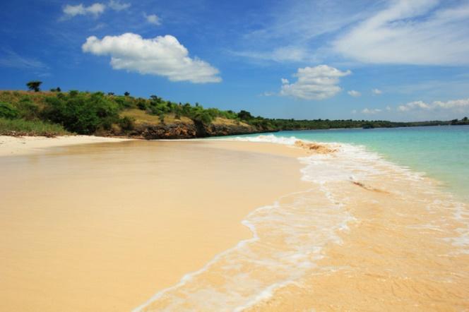Pasir Putih Pantai Segui